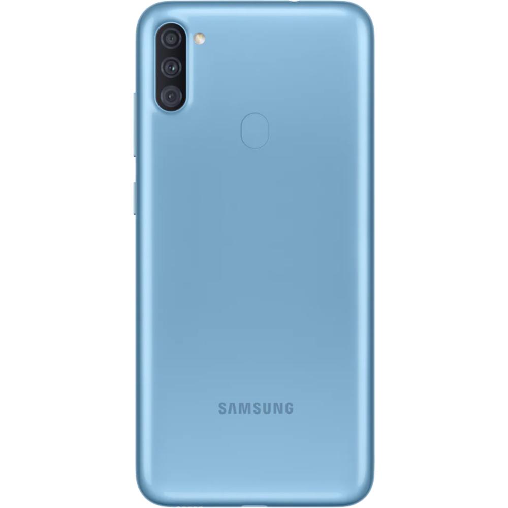 Galaxy A11 Dual Sim Fizic 32GB LTE 4G Albastru 2GB RAM