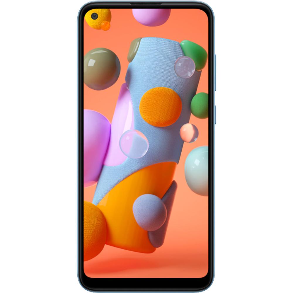 Galaxy A11 Dual Sim Fizic 32GB LTE 4G Albastru 3GB RAM