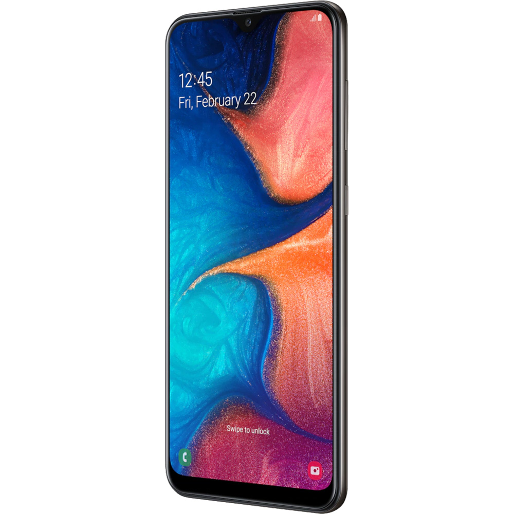 Galaxy A20  Dual Sim 32GB LTE 4G Negru  3GB RAM