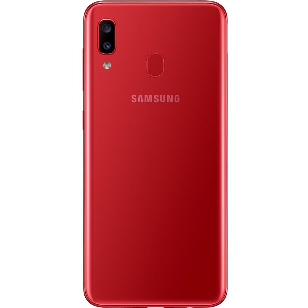 Galaxy A20  Dual Sim 32GB LTE 4G Rosu  3GB RAM
