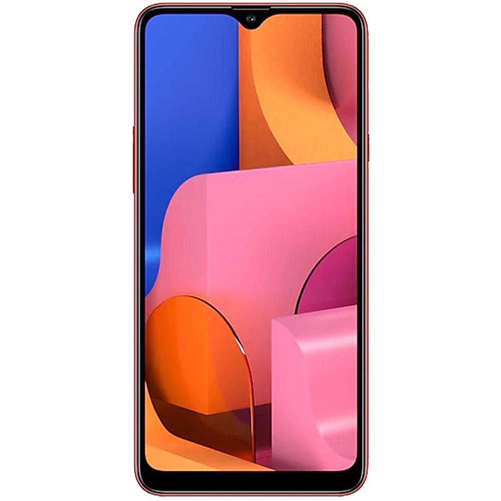 Galaxy A20s Dual Sim Fizic 32GB LTE 4G Rosu 3GB RAM