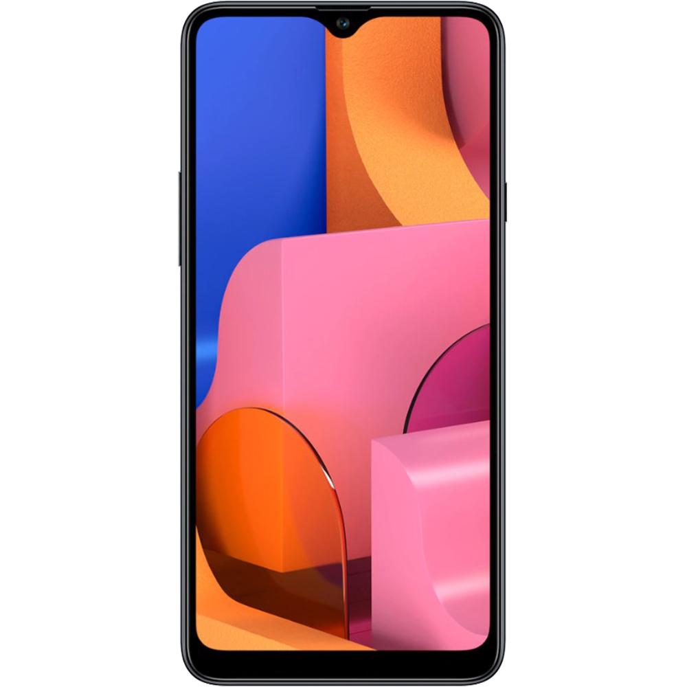 Galaxy A20s Dual Sim Fizic 32GB LTE 4G Negru 3GB RAM