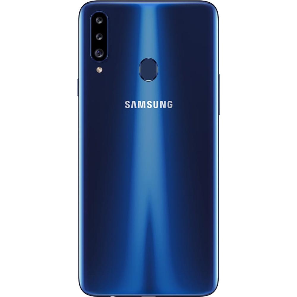 Galaxy A20s  Dual Sim 64GB LTE 4G Albastru  4GB RAM