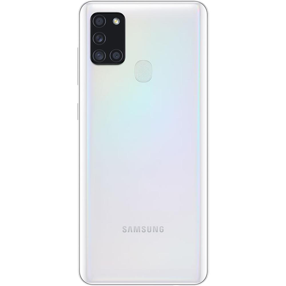 Galaxy A21s Dual Sim Fizic 64GB LTE 4G Alb 4GB RAM