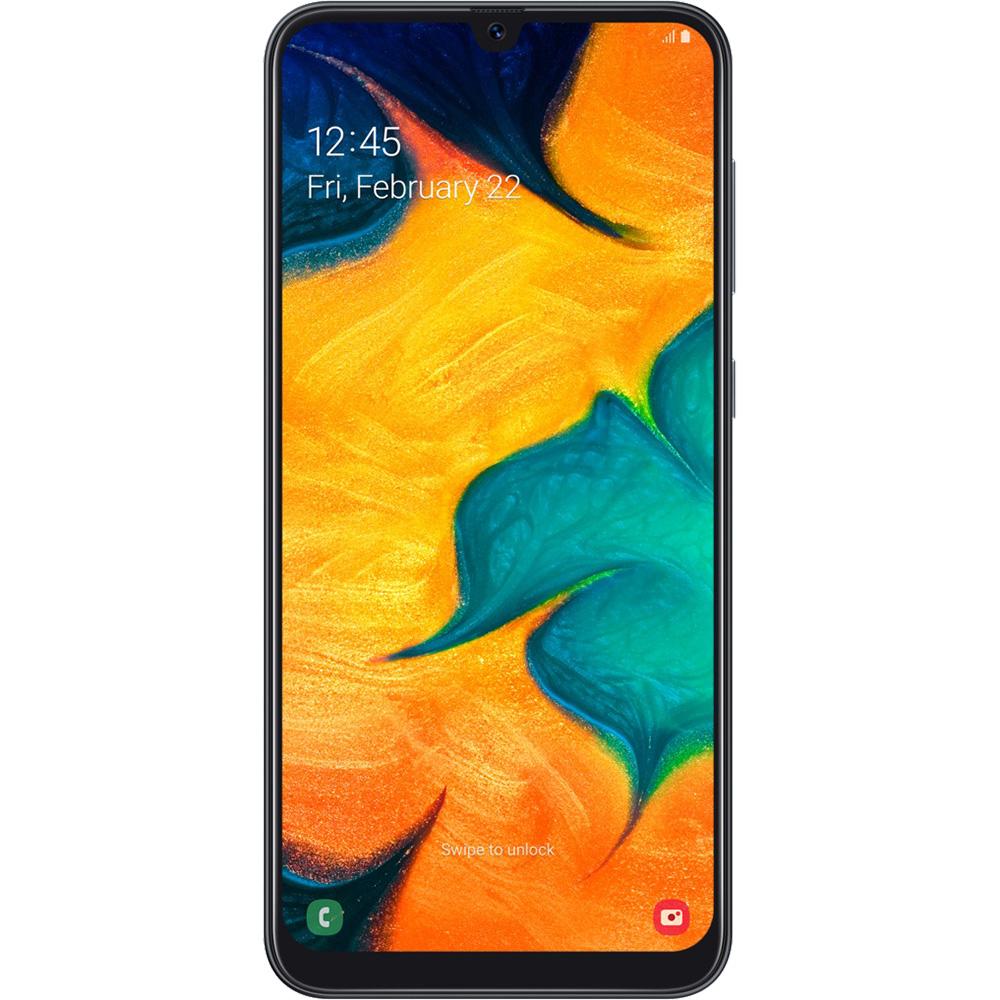 Galaxy A30  Dual Sim 64GB LTE 4G Negru  4GB RAM