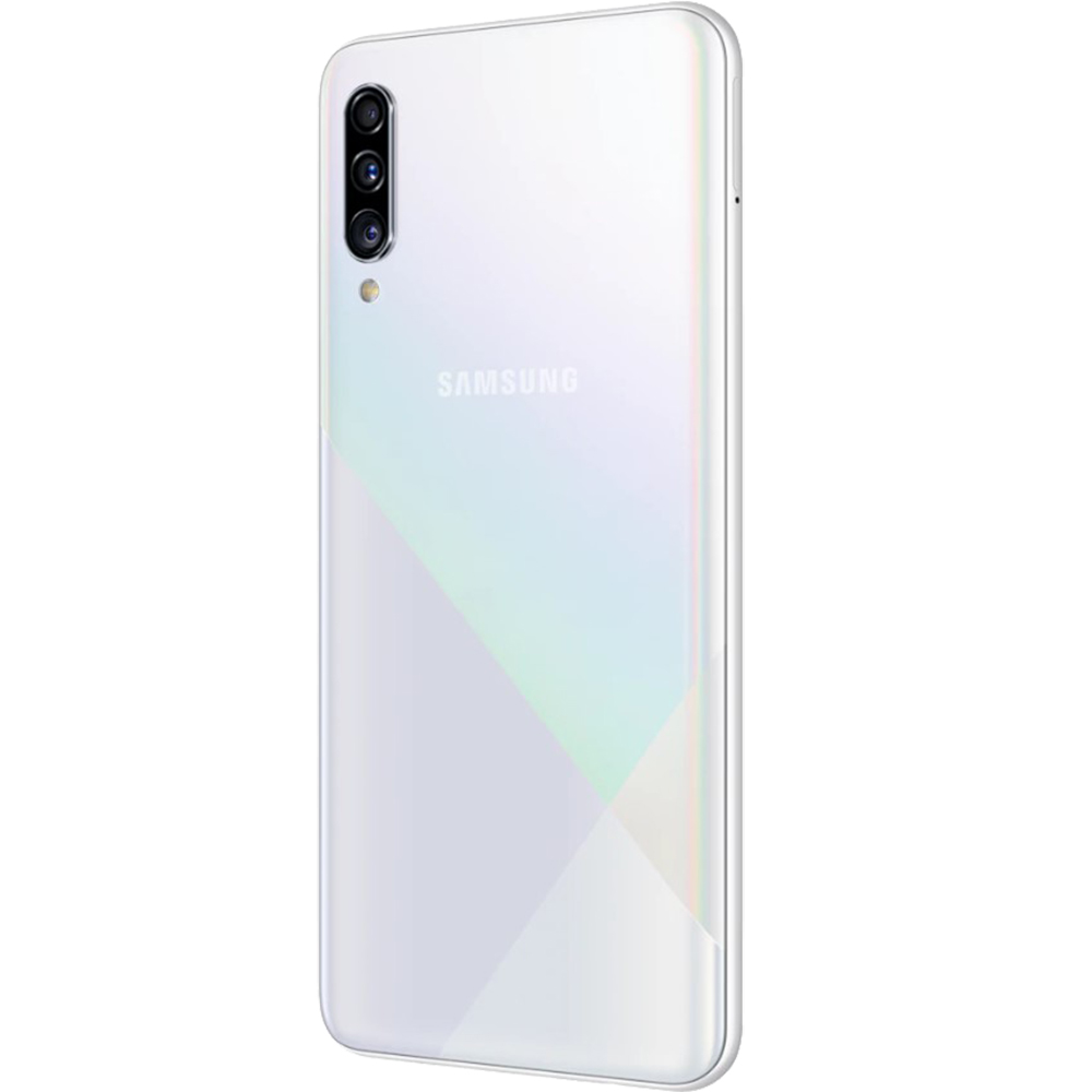 Galaxy A30s Dual Sim Fizic 128GB LTE 4G Alb 4GB RAM