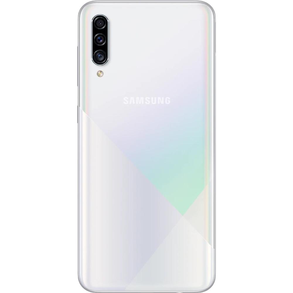 Galaxy A30s Dual Sim Fizic 128GB LTE 4G Alb Prism Crush 4GB RAM