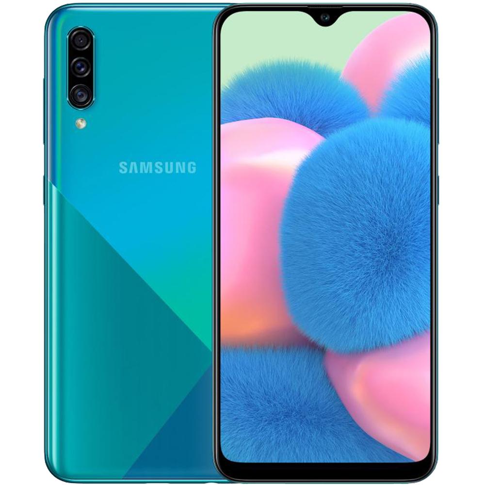Galaxy A30s Dual Sim Fizic 128GB LTE 4G Verde 4GB RAM