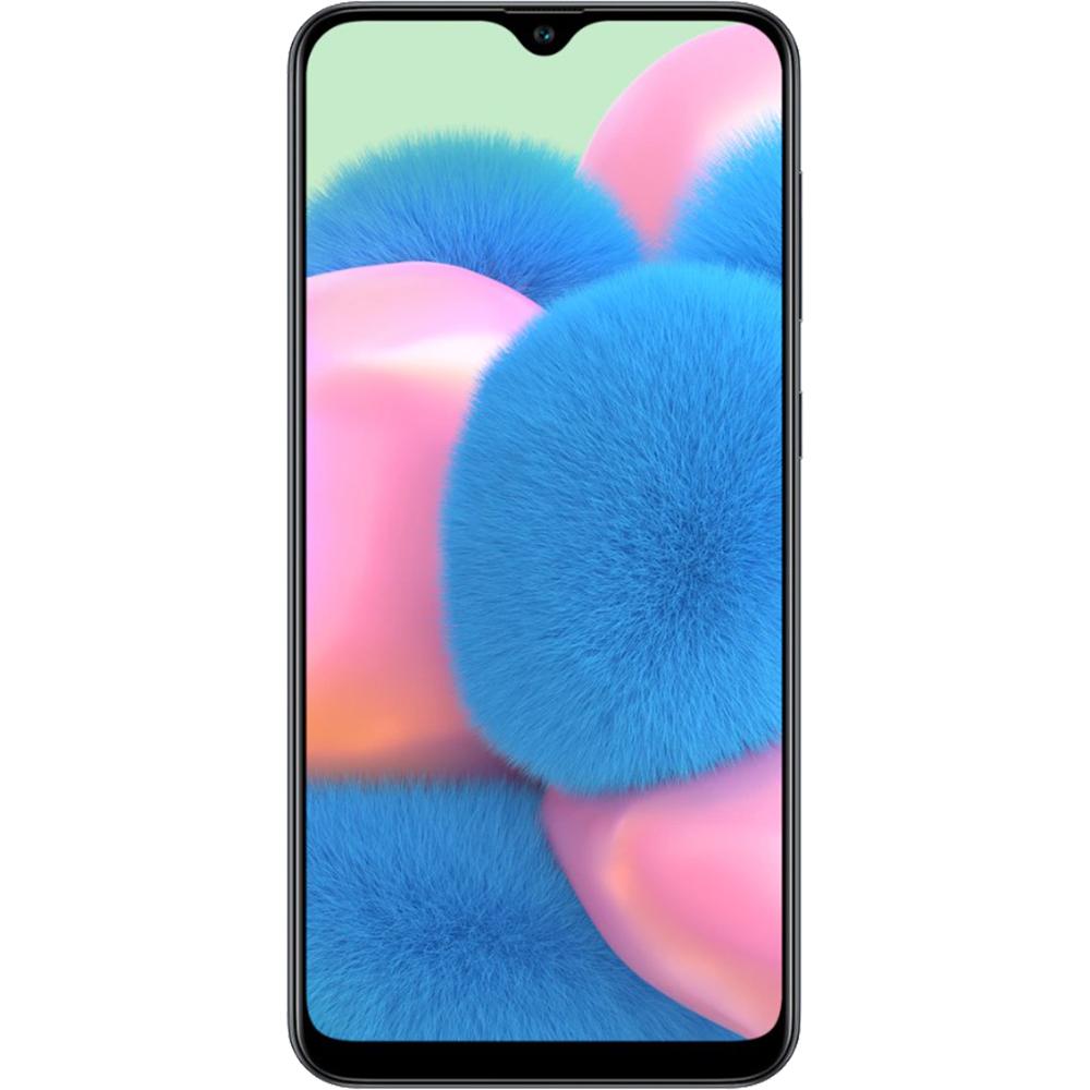 Galaxy A30s Dual Sim Fizic 64GB LTE 4G Negru 4GB RAM
