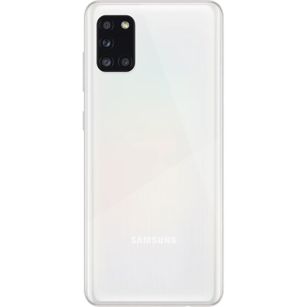 Galaxy A31 Dual Sim Fizic 128GB LTE 4G Alb Prism Crush White 6GB RAM