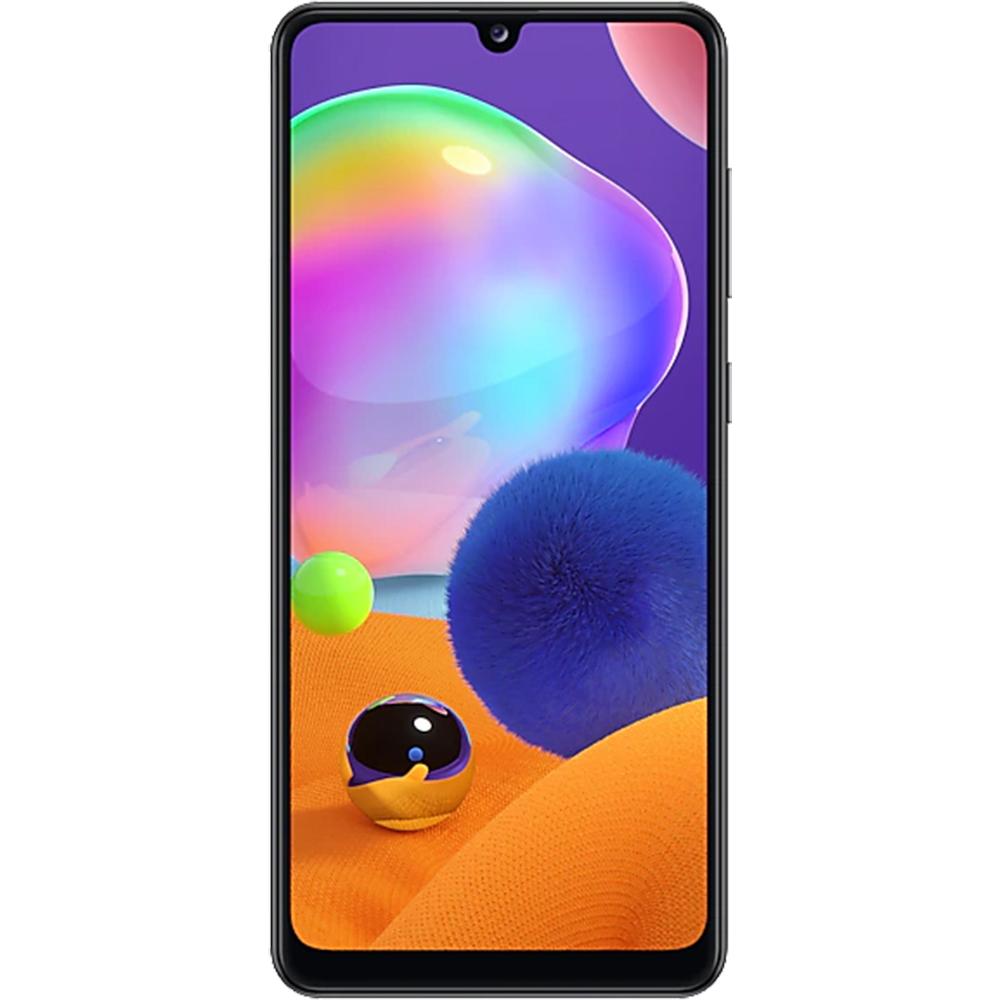 Galaxy A31 Dual Sim Fizic 128GB LTE 4G Negru Prism Crush Black 6GB RAM