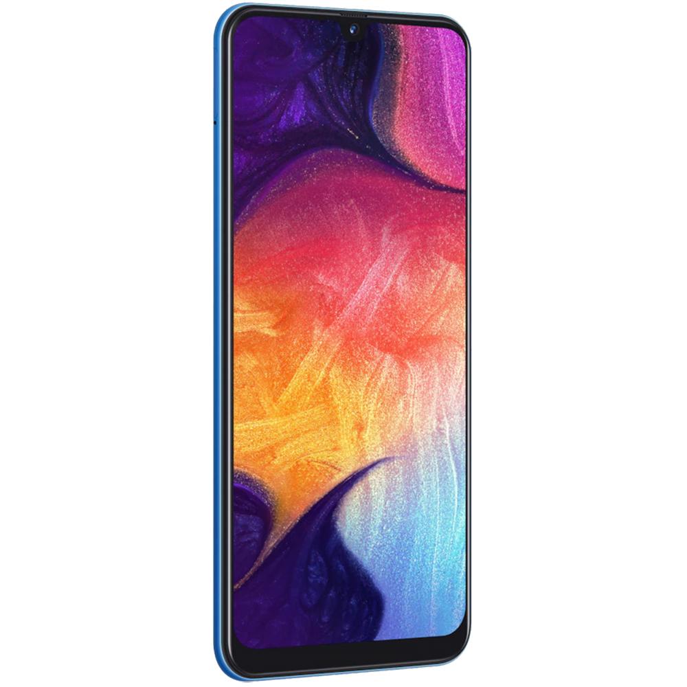 Galaxy A50  Dual Sim 128GB LTE 4G Albastru  6GB RAM