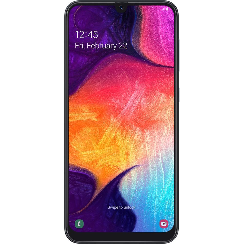 Galaxy A50 Dual Sim 128GB LTE 4G Negru 6GB RAM