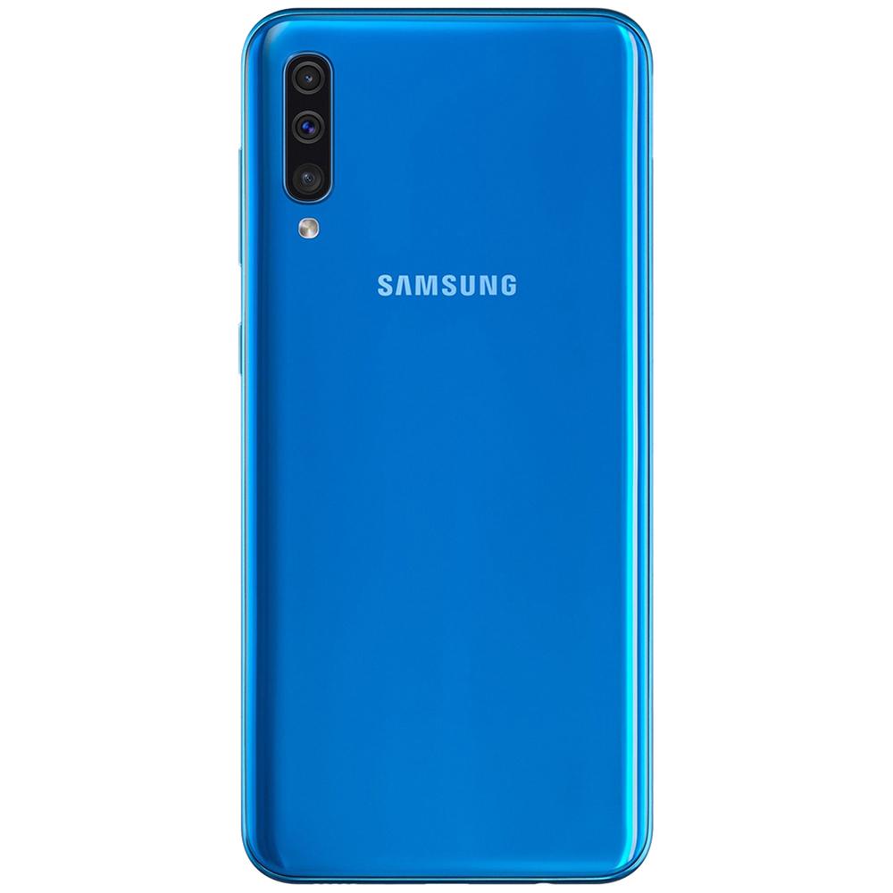 Galaxy A50  Dual Sim 64GB LTE 4G Albastru  4GB RAM