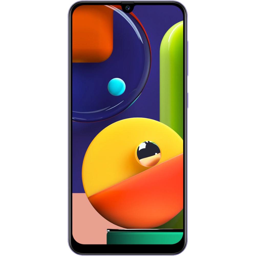Galaxy A50s Dual Sim Fizic 128GB LTE 4G Violet 4GB RAM