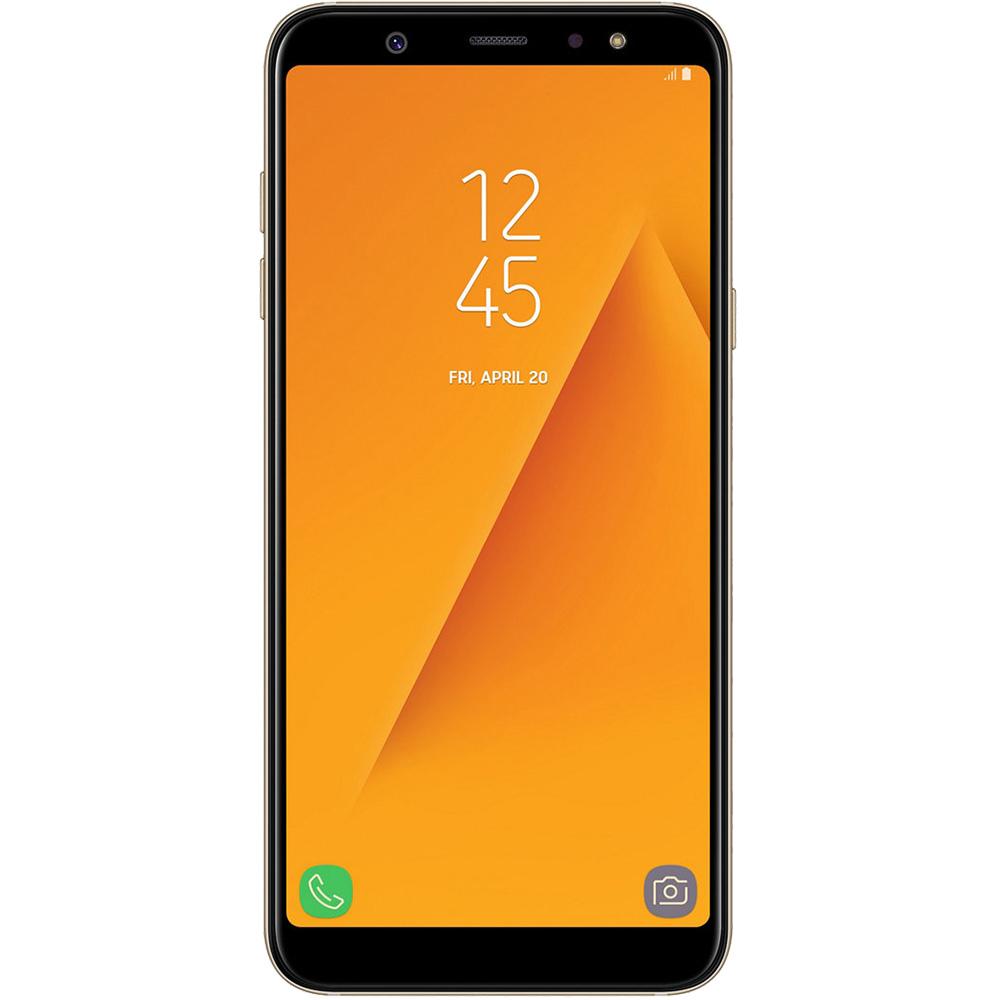Galaxy A6 Plus 2018 Dual Sim 64GB LTE 4G Auriu