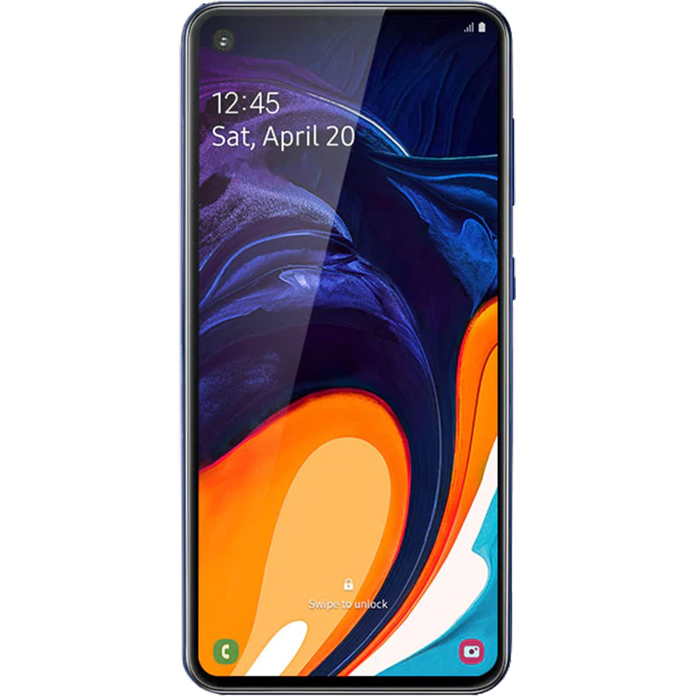 Galaxy A60 128GB LTE 4G Negru 6GB RAM