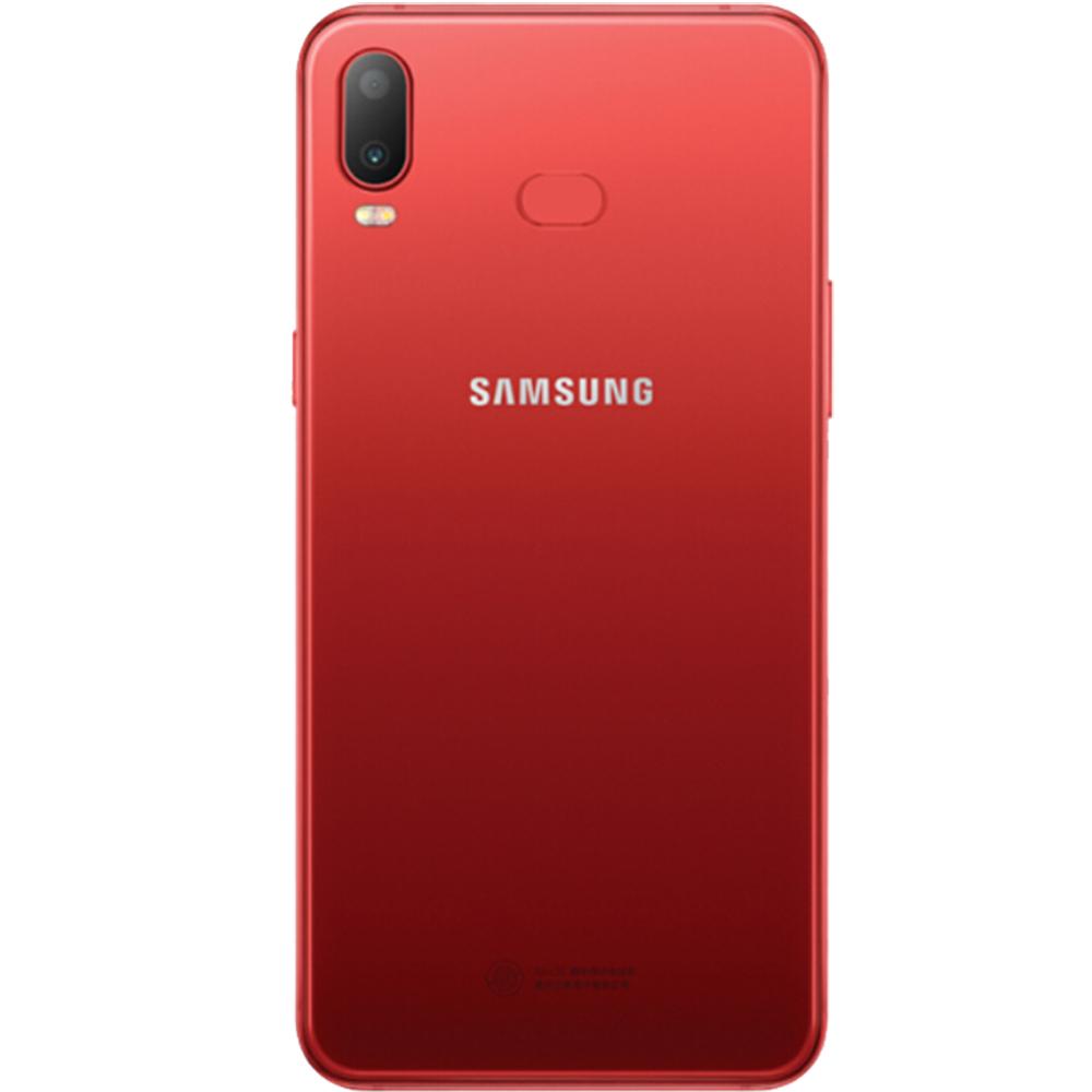 Galaxy A6s Dual Sim 128GB LTE 4G Rosu 6GB RAM
