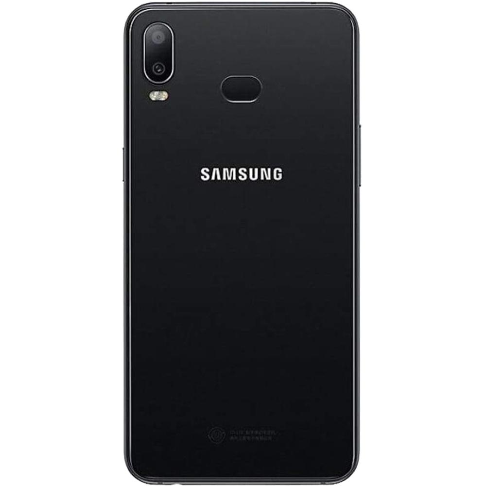 Galaxy A6s  Dual Sim 64GB LTE 4G Negru  6GB RAM