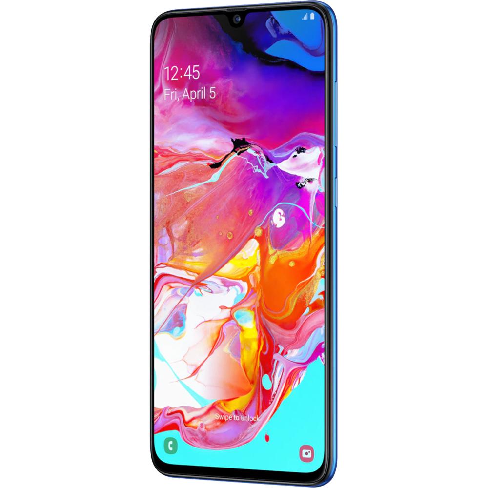Galaxy A70  Dual Sim 128GB LTE 4G Albastru  6GB RAM
