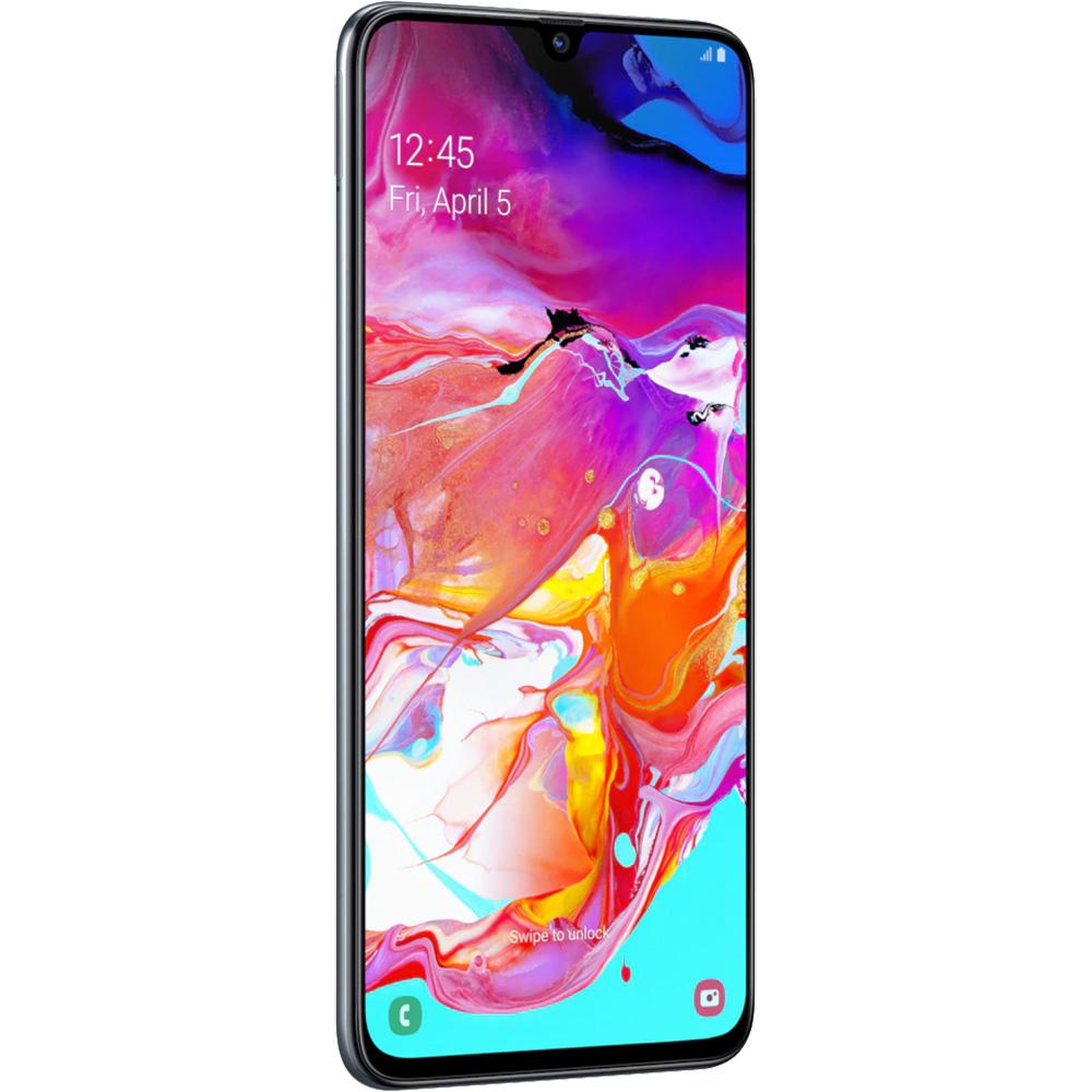 Galaxy A70  Dual Sim 128GB LTE 4G Negru  6GB RAM