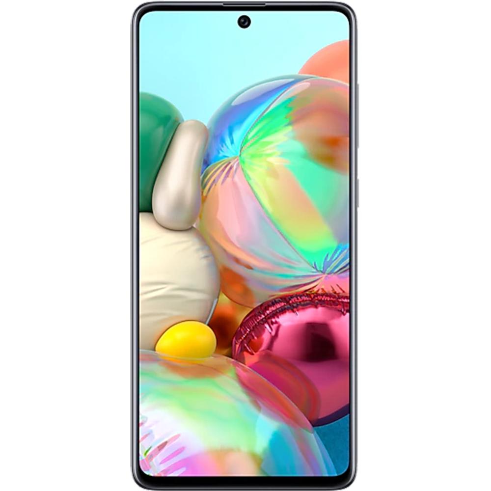 Galaxy A71 Dual Sim Fizic 128GB LTE 4G Negru Prism Crush 8GB RAM