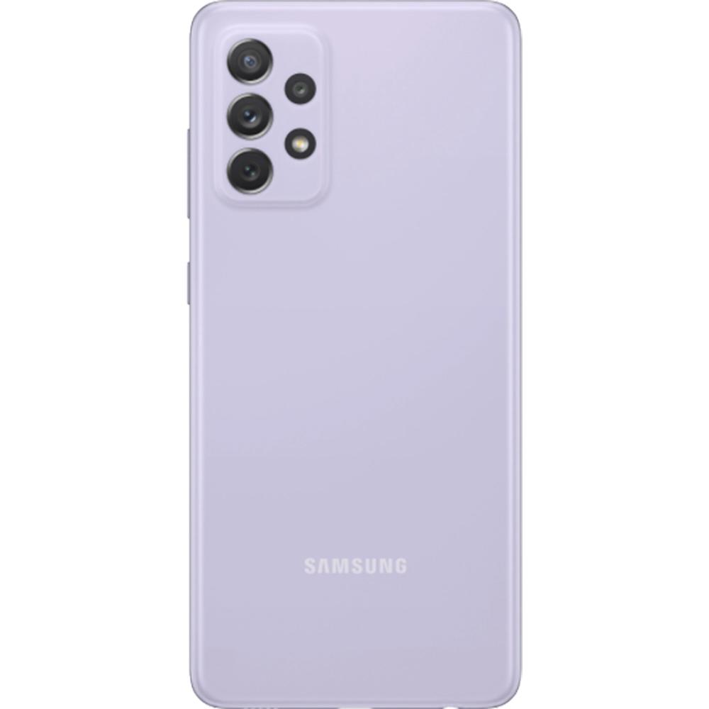 Galaxy A72 Dual Sim Fizic 128GB LTE 4G Violet Awesome Violet 8GB RAM