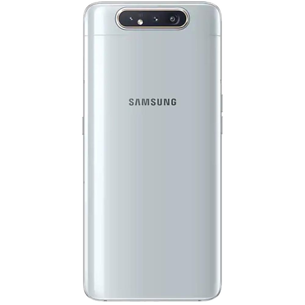 Galaxy A80 Dual Sim Fizic 128GB LTE 4G Alb 8GB RAM