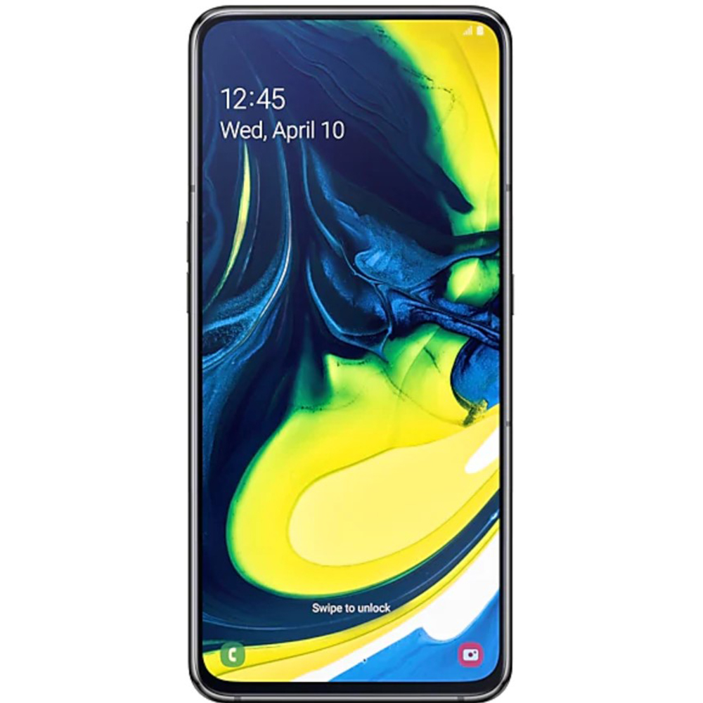 Galaxy A80 Dual Sim Fizic 128GB LTE 4G Negru 8GB RAM
