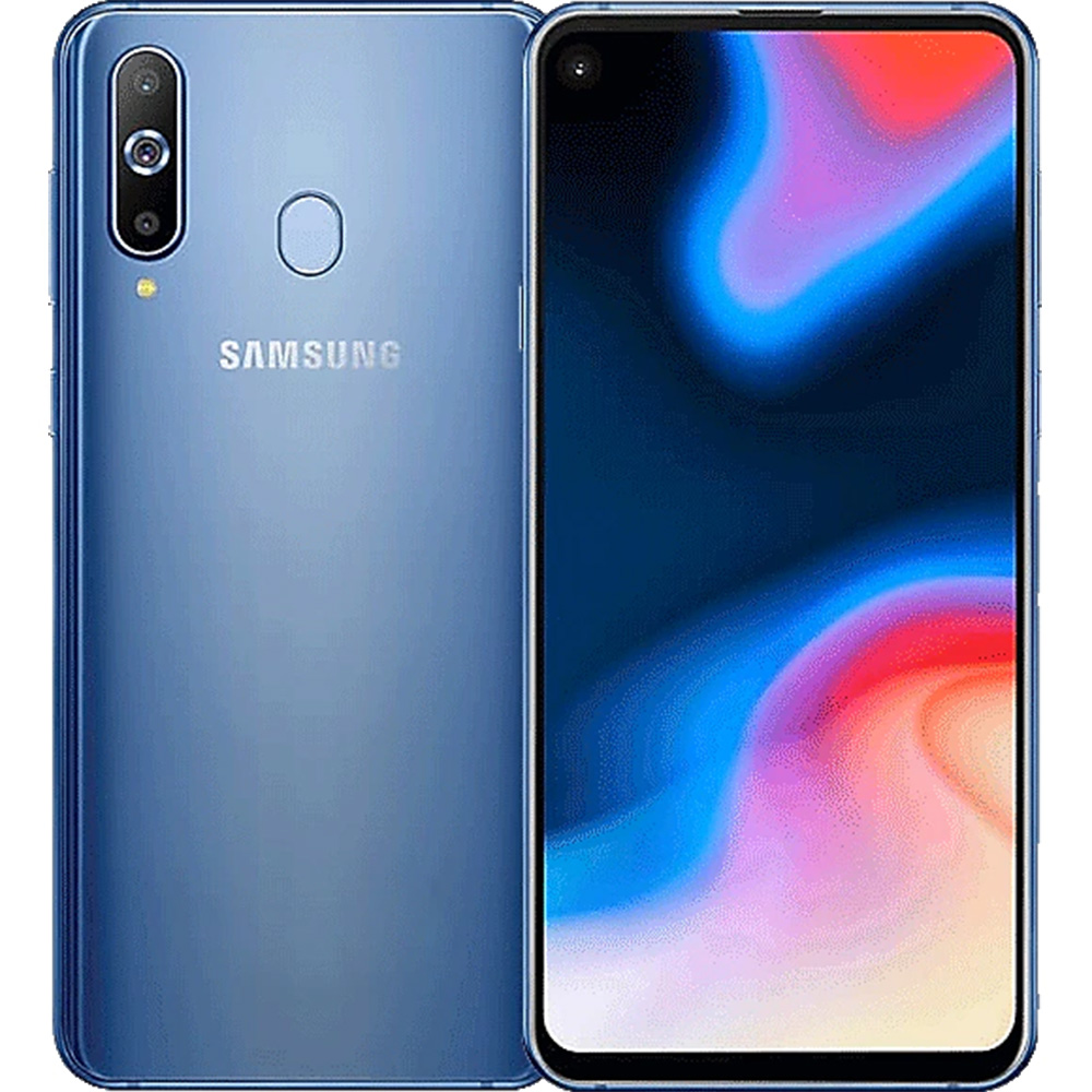 Galaxy A8s 128GB LTE 4G Albastru 6GB RAM