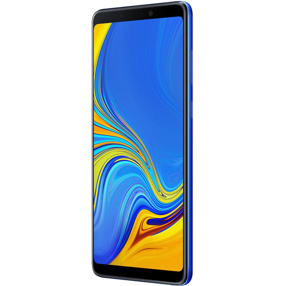 Galaxy A9 2018 Dual Sim 128GB LTE 4G Albastru 6GB RAM