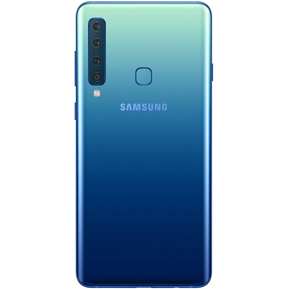 Galaxy A9 2018  Dual Sim 128GB LTE 4G Albastru  8GB RAM