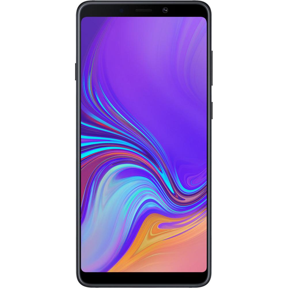 Galaxy A9 2018 Dual Sim 128GB LTE 4G Negru 6GB RAM
