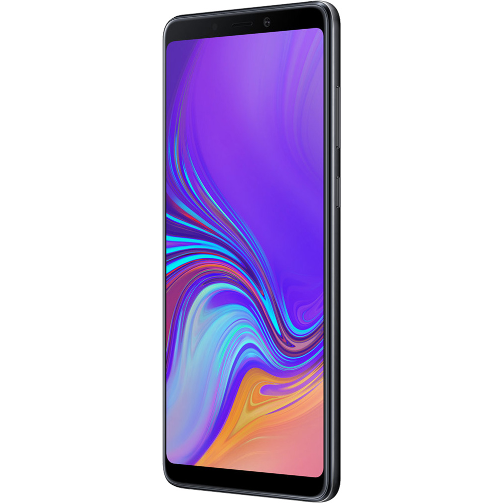 Galaxy A9 2018 Dual Sim Fizic 128GB LTE 4G Negru 6GB RAM