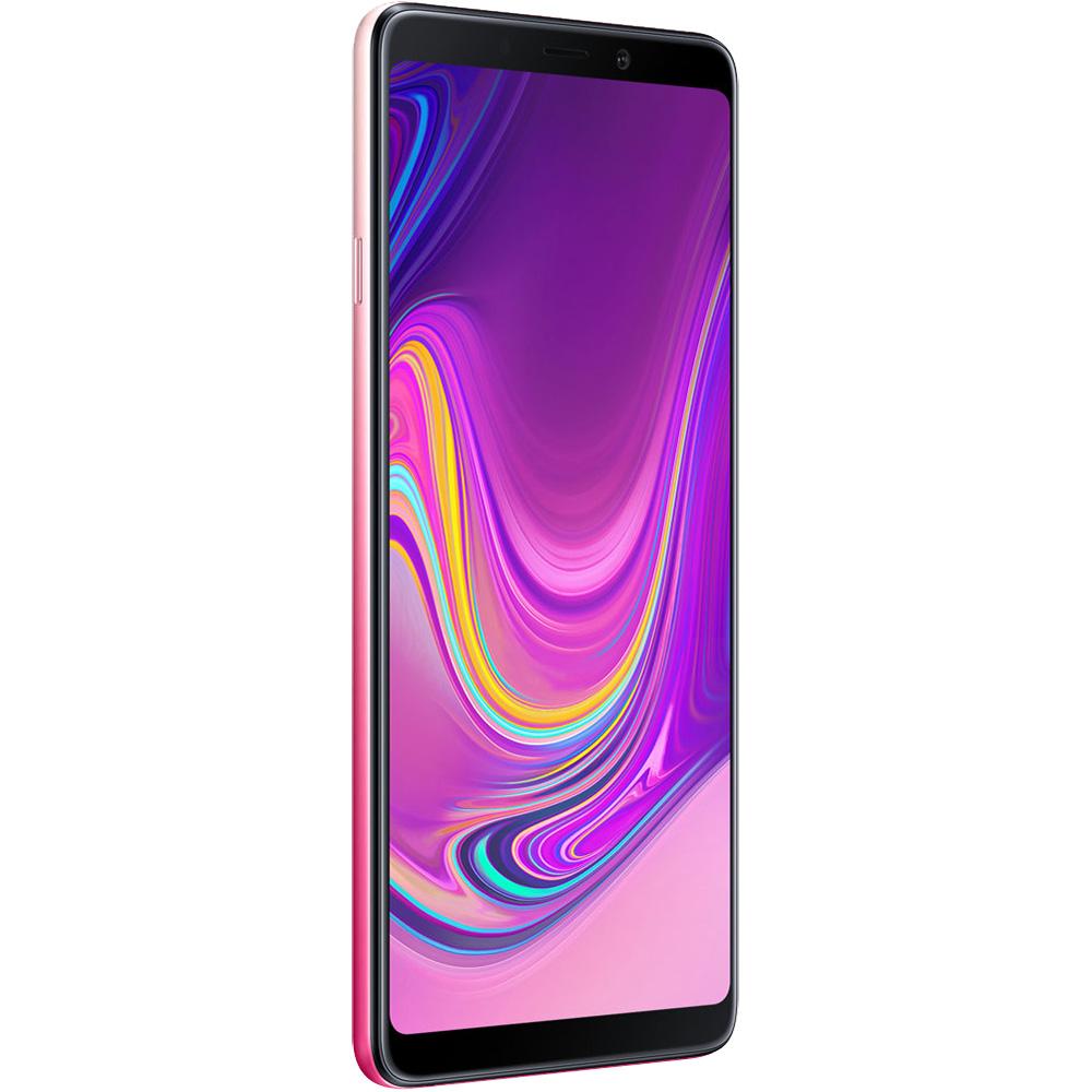 Galaxy A9 2018  Dual Sim 128GB LTE 4G Roz  6GB RAM