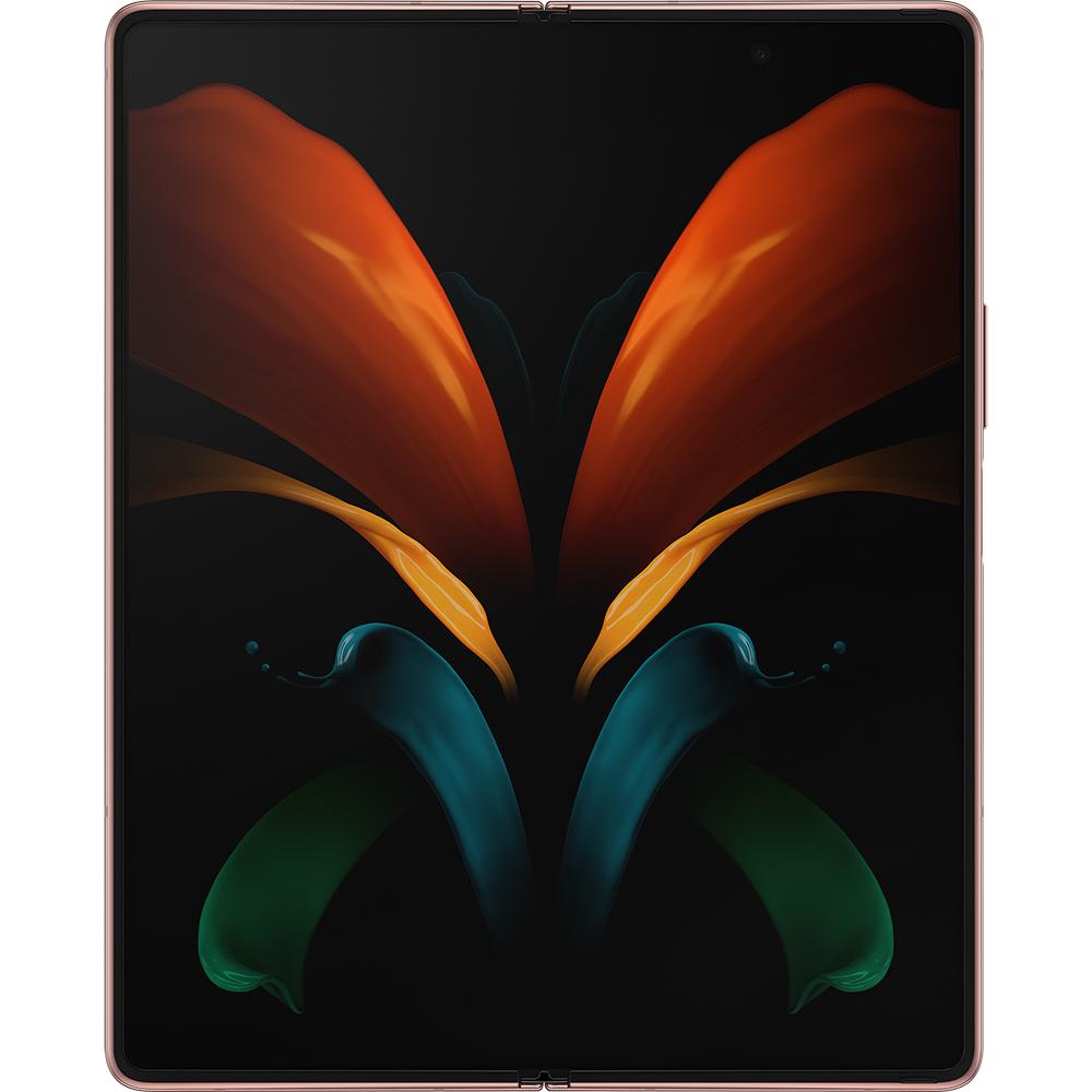 Galaxy Z Fold 2 Dual Sim eSim 256GB 5G Mystic Bronze 12GB RAM