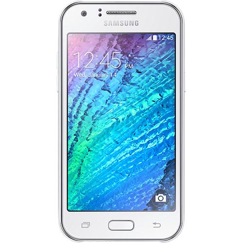 Galaxy J1 Dual Sim 4GB Alb Sub 1GB RAM