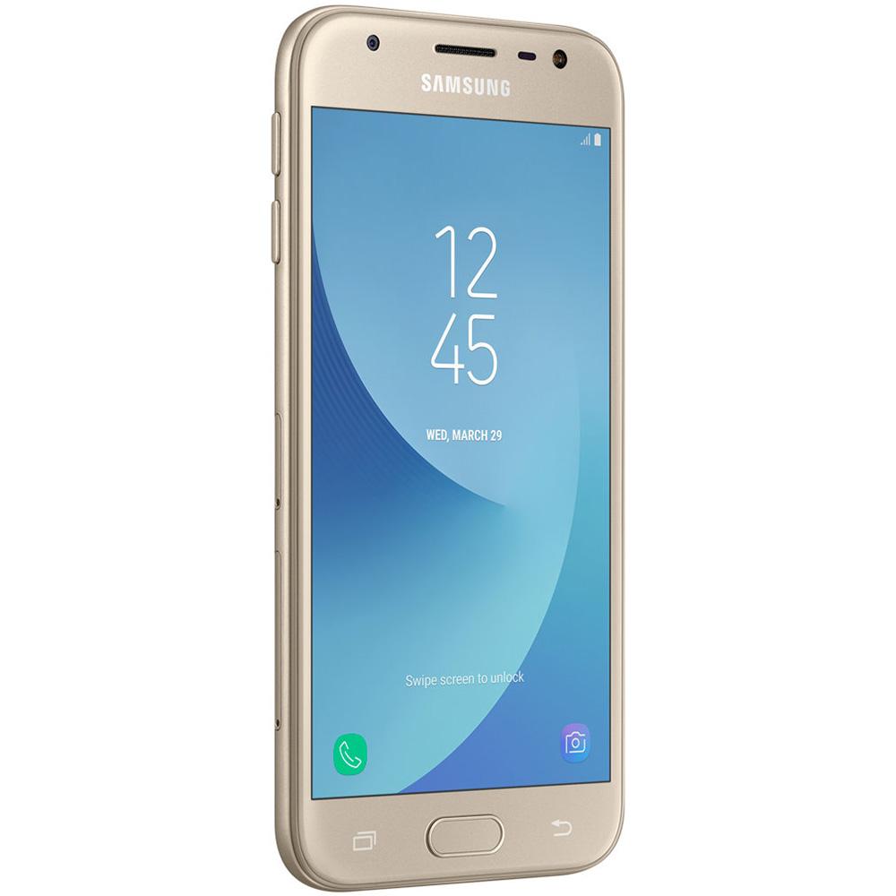 Galaxy J3 2017 Dual Sim 16GB LTE 4G Auriu
