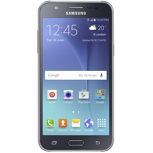 Galaxy J5 Dual Sim 8GB LTE 4G Negru 1.5GB RAM