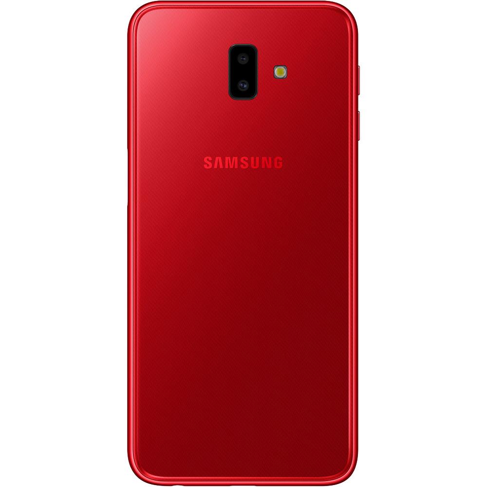 Galaxy J6 Plus  Dual Sim 64GB LTE 4G Rosu  4GB RAM
