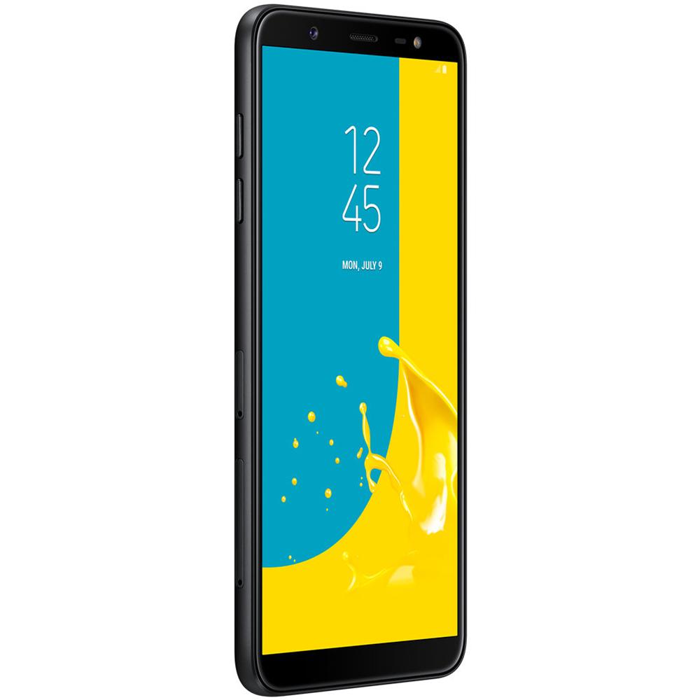 Galaxy J8  Dual Sim 64GB LTE 4G Negru  4GB RAM