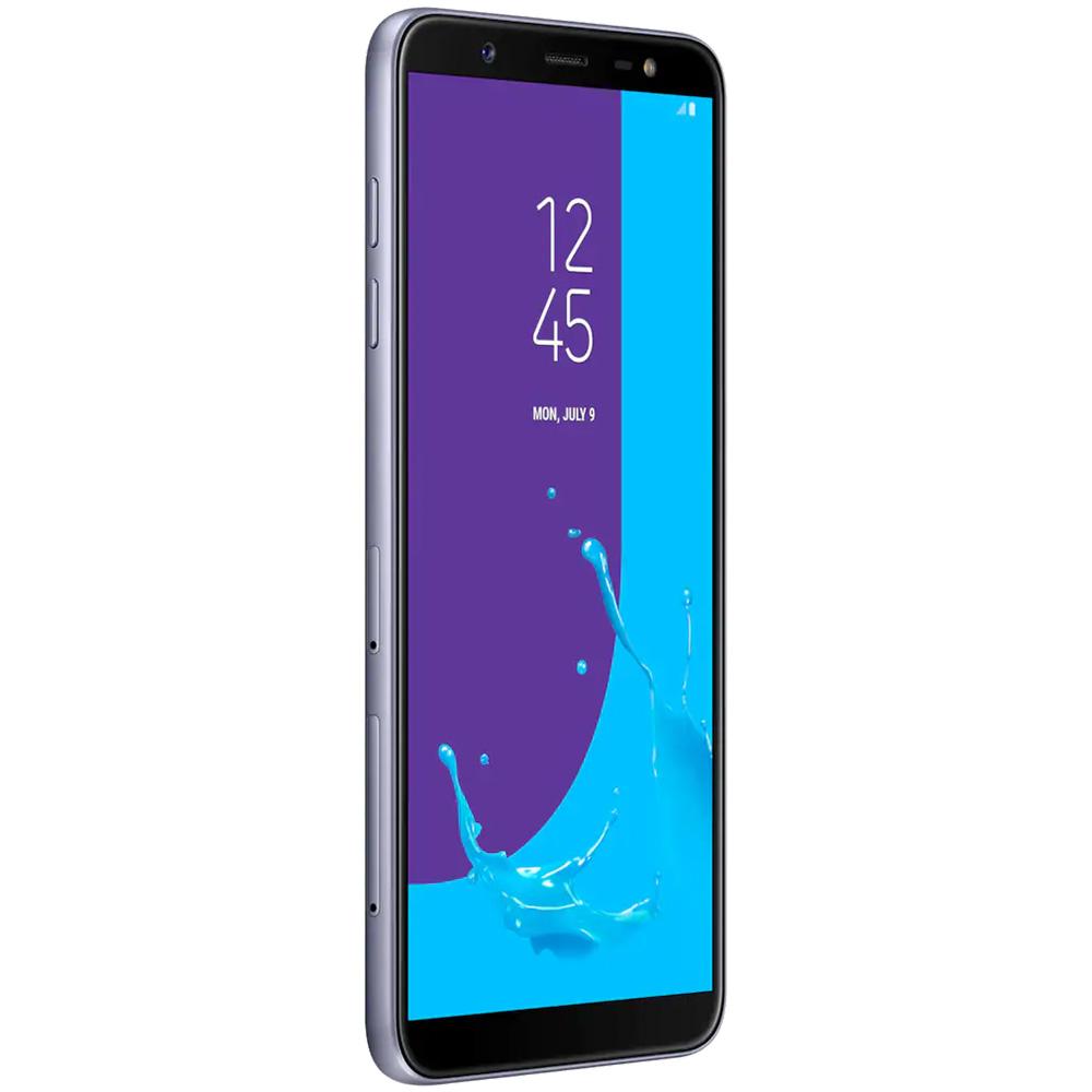 Galaxy J8  Dual Sim 64GB LTE 4G Violet  4GB RAM