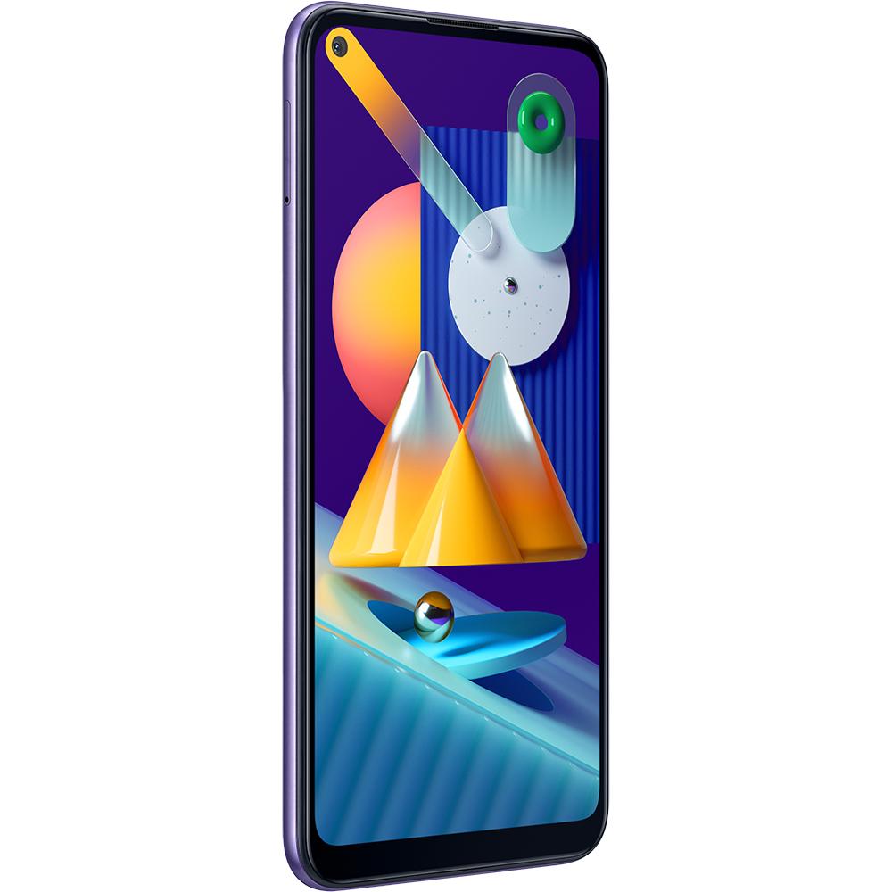 Galaxy M11 Dual Sim Fizic 32GB LTE 4G Violet 3GB RAM