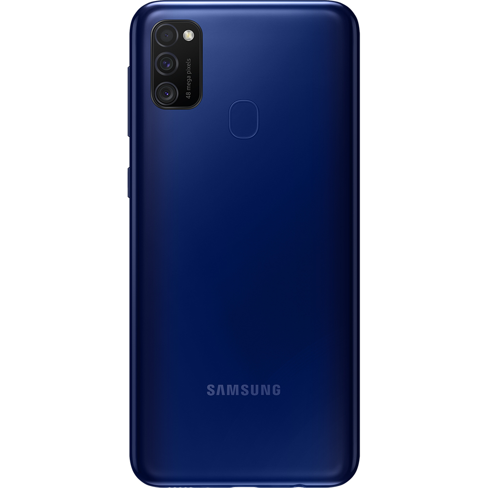 Galaxy M21 Dual Sim Fizic 64GB LTE 4G Albastru Midnight Blue 4GB RAM