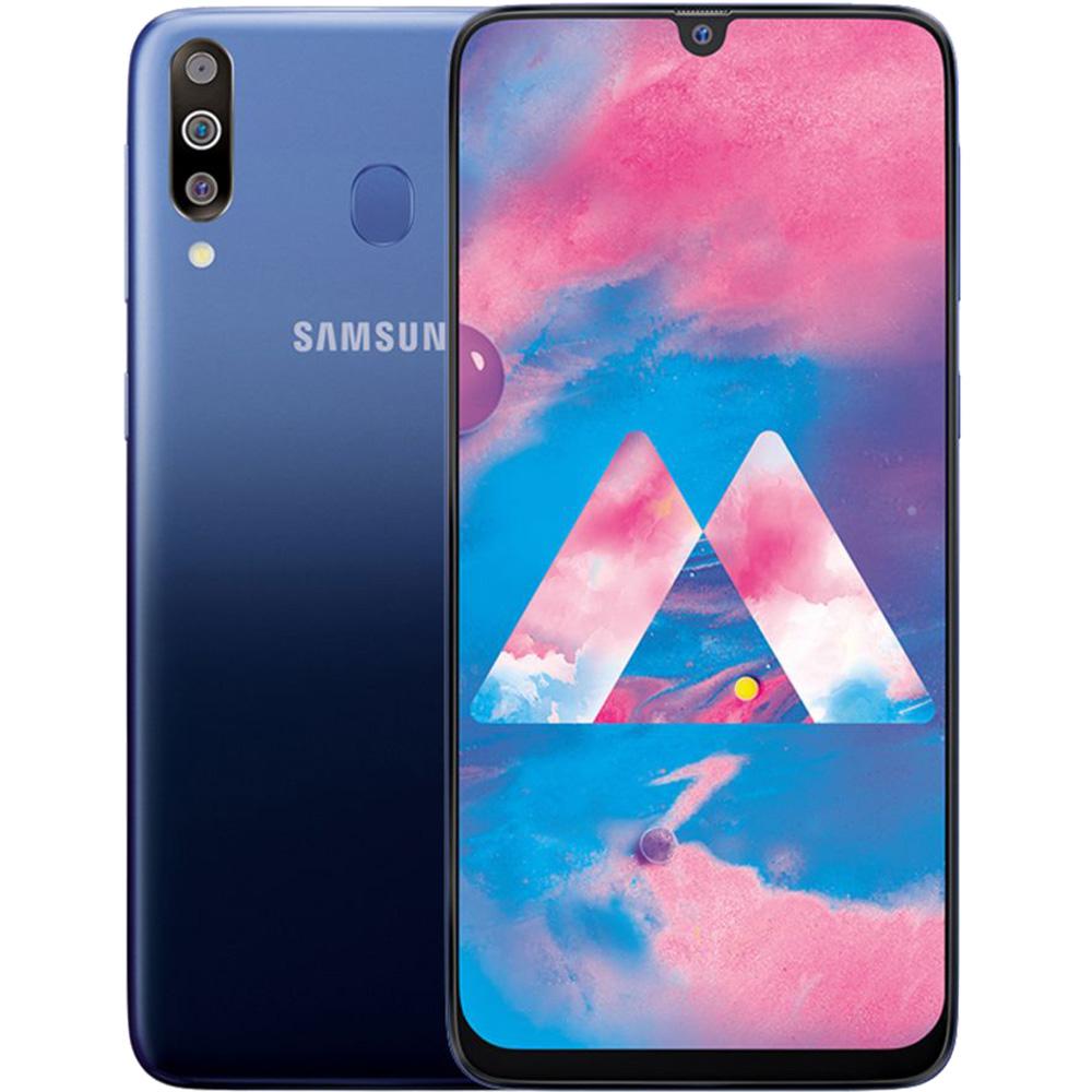Galaxy M30 Dual Sim Fizic 32GB LTE 4G Albastru 3GB RAM