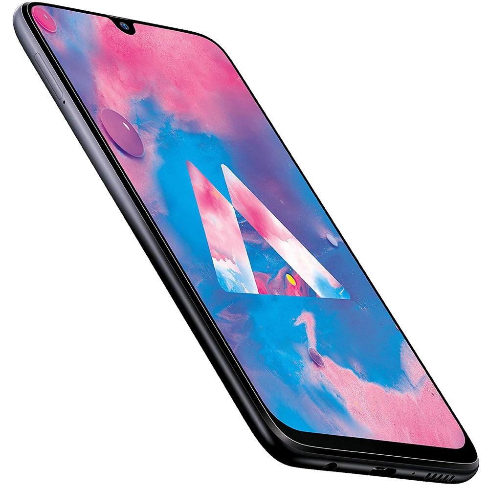 Galaxy M30 Dual Sim Fizic 64GB LTE 4G Negru 4GB RAM