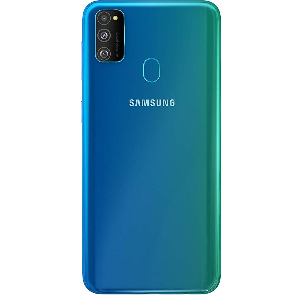Galaxy M30s Dual Sim 128GB LTE 4G Albastru Sapphire 6GB RAM