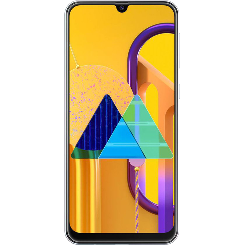 Galaxy M30s Dual Sim Fizic 64GB LTE 4G Alb 4GB RAM