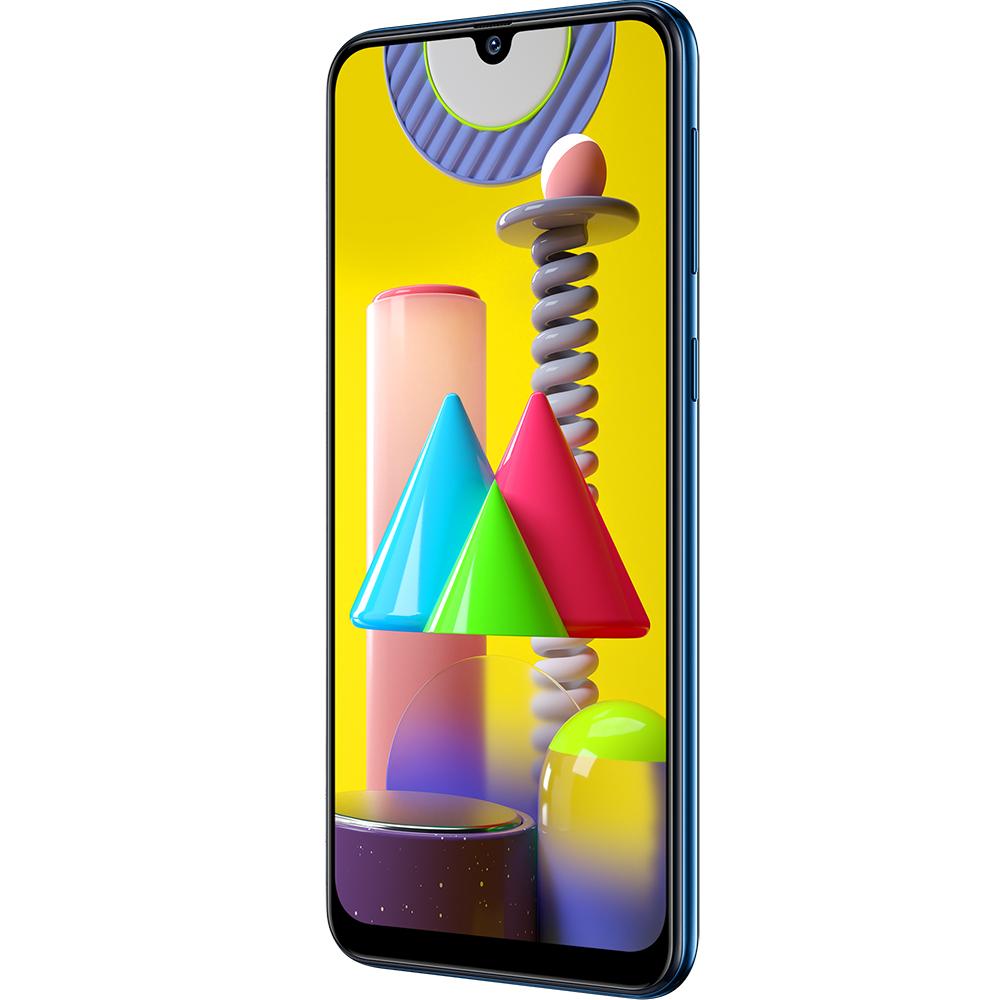 Galaxy M31 Dual Sim Fizic 128GB LTE 4G Albastru 6GB RAM