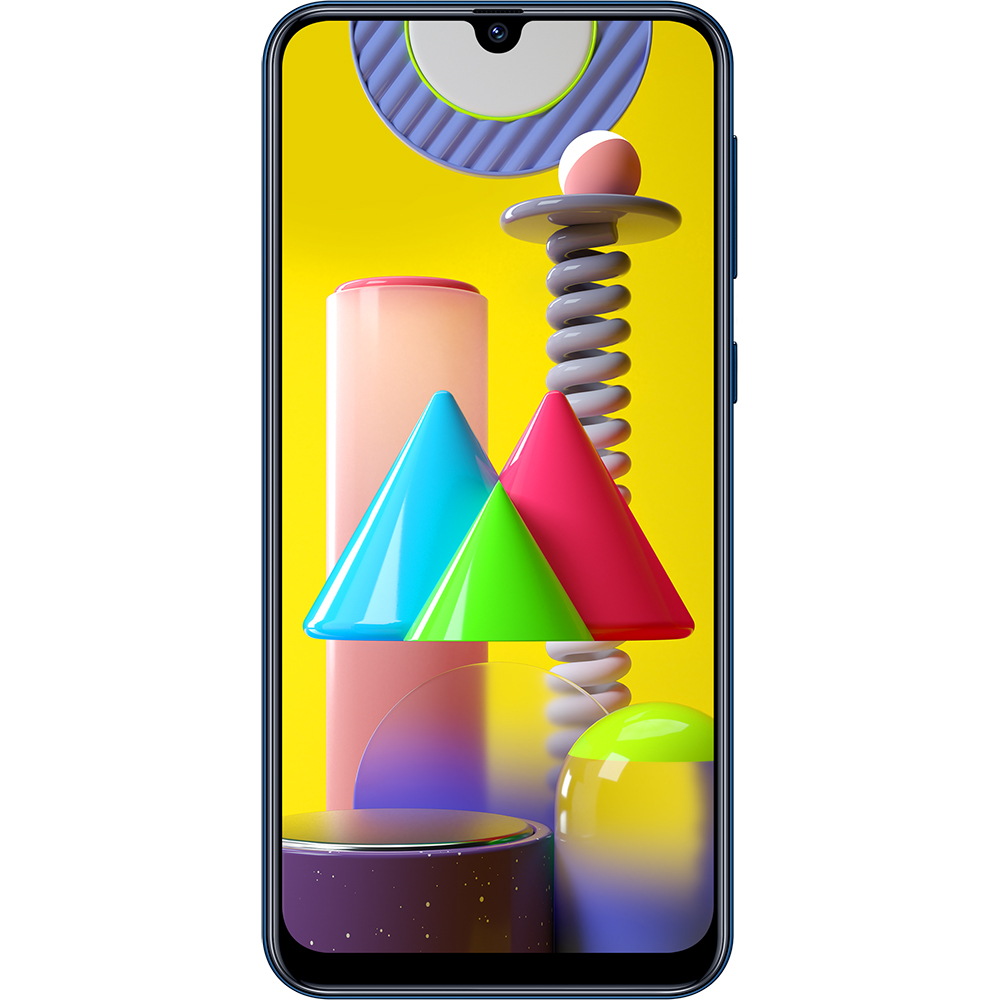 Galaxy M31 Dual Sim Fizic 64GB LTE 4G Albastru 6GB RAM